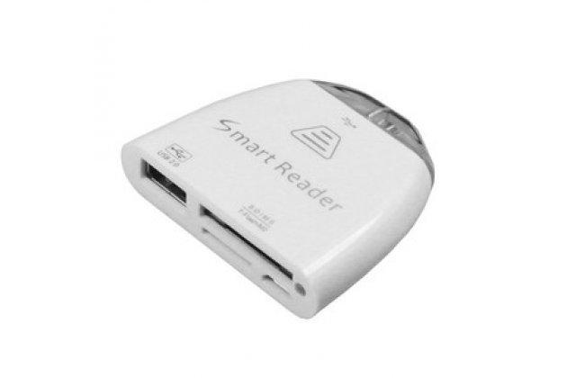 USB-переходник + карт-ридер для Acer Iconia Tab B1-750/B1-751