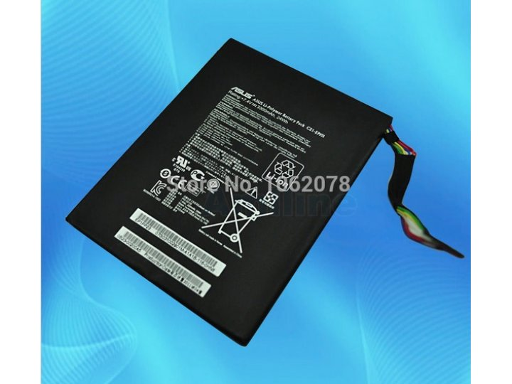 Фирменная аккумуляторная батарея 3300mAh C21-EP101 на планшет  Asus EEE Pad Transformer TF101/TF101G + инструм..
