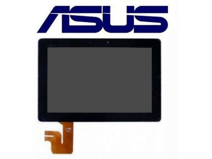 Фирменный LCD-ЖК-сенсорный дисплей-экран-стекло с тачскрином на планшет Asus EEE Pad Prime TF201/TF201G черный..