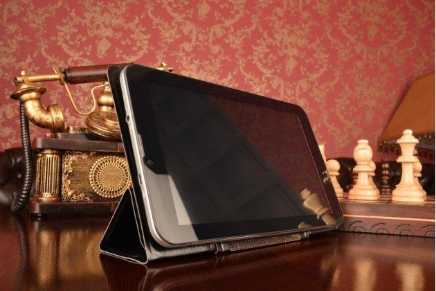 Чехол с вырезом под камеру для планшета Acer Predator 8 GT-810 с дизайном Smart Cover ультратонкий и лёгкий. цвет в ассортименте