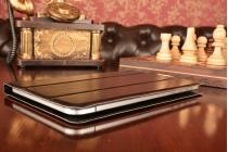 Чехол с вырезом под камеру для планшета iPad Mini 4 с дизайном Smart Cover ультратонкий и лёгкий. цвет в ассортименте