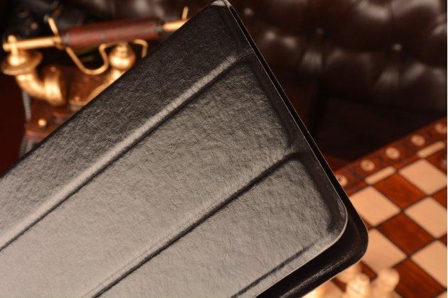 Чехол с вырезом под камеру для планшета Acer Iconia Tab B1-720/B1-721 с дизайном Smart Cover ультратонкий и лёгкий. цвет в ассортименте