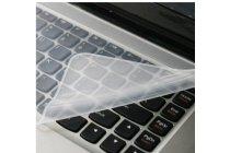 Защитная ультра-тонкая накладка для клавиш ноутбука Acer Aspire Switch 12 Alpha (NT.LCDER.008) прозрачная