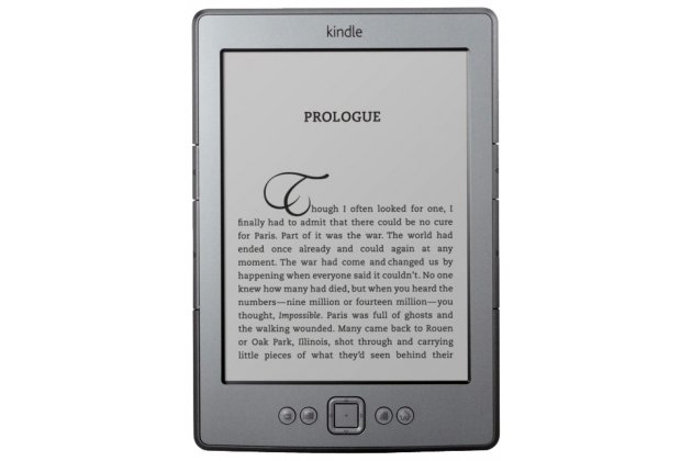 Электронная книга Amazon Kindle 4